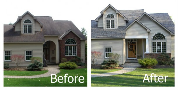 Custom Home Remodel In Delmar And Greenfield Ny