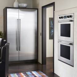 Sub Zero And Wolf New Generation Refrigerator Wall Oven