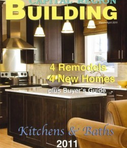 Two Teakwood projects featured in Capital Region Building magazine