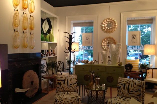Teakwood Builders Shops 23rd [and Fourth] Design Boutique