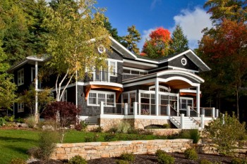 Lakeside new home. The home construction warranty of Capital Region and Saratoga Springs general contractor and remodeler Teakwood Builder treats you as a client for life.