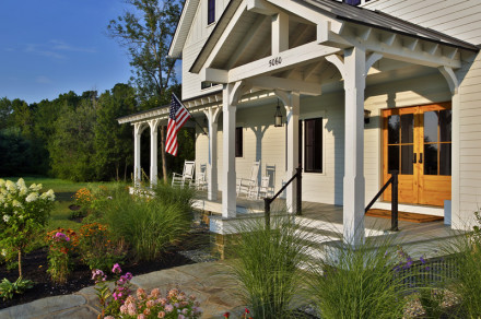 Enduring vision: Teakwood Builders president presents his home