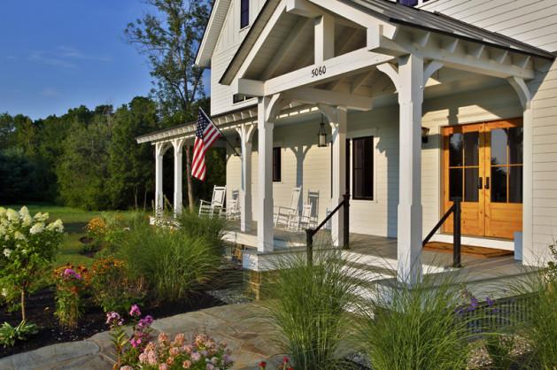 Enduring vision: Teakwood Builders president presents his home