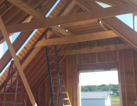 Teakwood Builders barn renovation