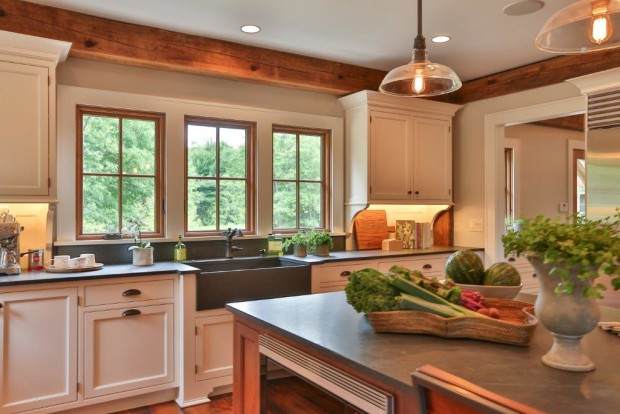 Teakwood Builders wins Northeast Regional Award for the 2013-2014 Sub-Zero and Wolf Kitchen Design Contest. Teakwood Builders Kitchen and bath remodeler, custom home builder and general contractor. Saratoga Springs and the Capital Region.