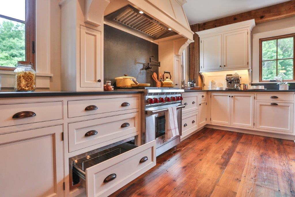 Teakwood kitchen wins Northeast Regional Award for the 2013-2014 Sub-Zero and Wolf Kitchen Design Contest. Teakwood Builders Kitchen and bath remodeler, custom home builder and general contractor. Saratoga Springs and the Capital Region.