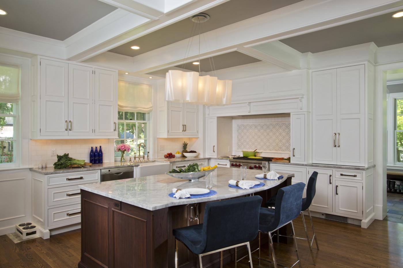 Kitchen Mantel Hoods That Express As Well As Inhale Teakwood Builders