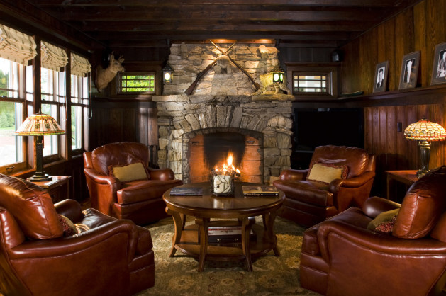 Hearth Warming (Advisory: Graphic Fireplace Before & Afters)