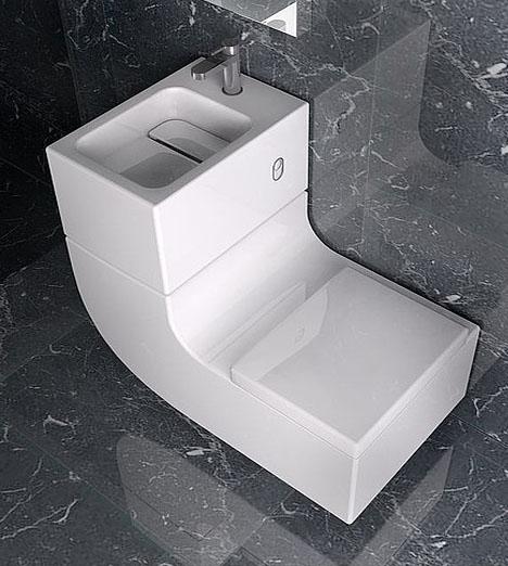 Roca -bench toilet bidet | Teakwood Builders