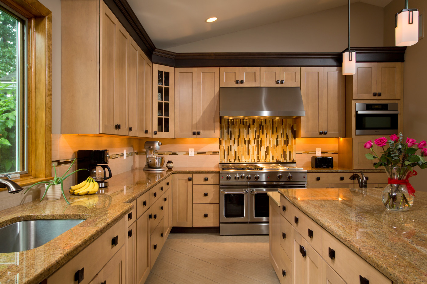 kitchen remodel saratoga springs | teakwood builders