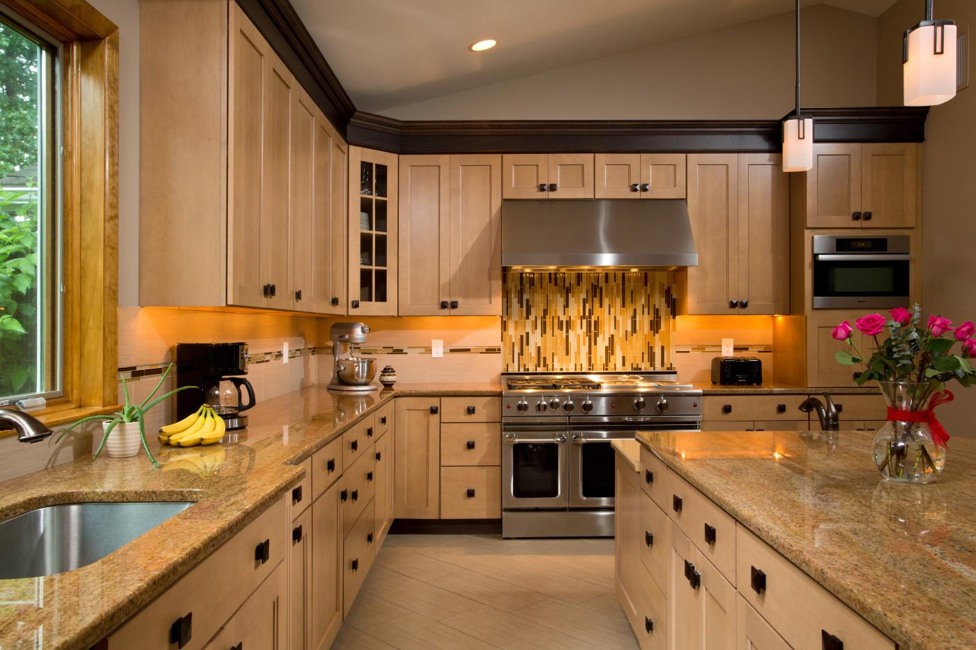 Kitchen Remodel Saratoga Springs Teakwood Builders