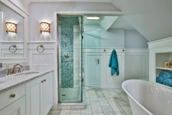 Bathroom Renovation, Loudonville NY, by Teakwood Builders of Saratoga Springs