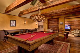 Loudonville pool table