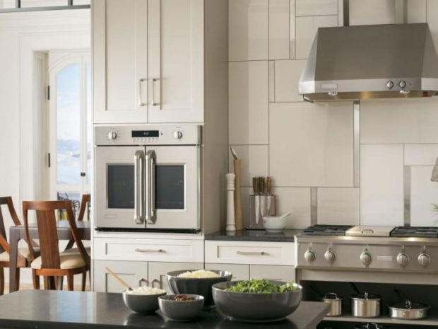 Monogram French Door Electronic Convection Wall Oven